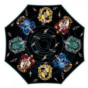 Harry Potter Paraguas Cambia de color Crests