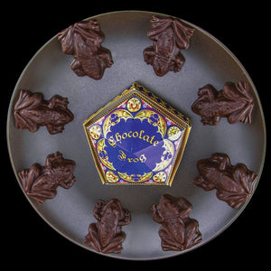 Harry Potter Molde de chocolates Ranas de chocolate