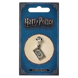 Harry Potter Colgante Charm Hogwarts Express Ticket