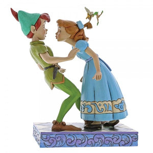 Peter Pan An Unexpected Kiss (Peter & Wendy 65th Anniversary Piece)