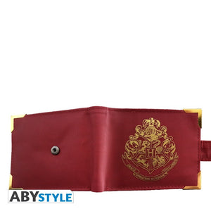 Harry Potter Cartera Escudo Hogwarts