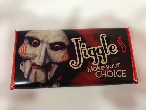 Saw Tableta Chocolate Jiggles
