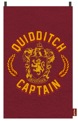 Harry Potter Toalla Quidditch Captain