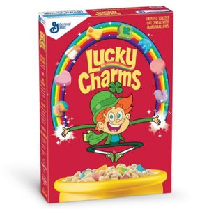General Mills Cereales Lucky Charms