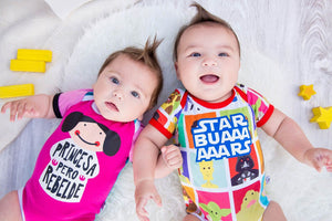 Star Wars Body Bebé Unisex STAR BUARS