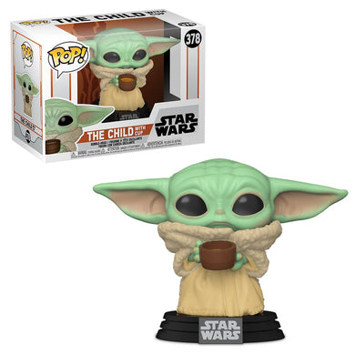 Star Wars Mandalorian POP! Vinyl The Child (Baby Yoda)