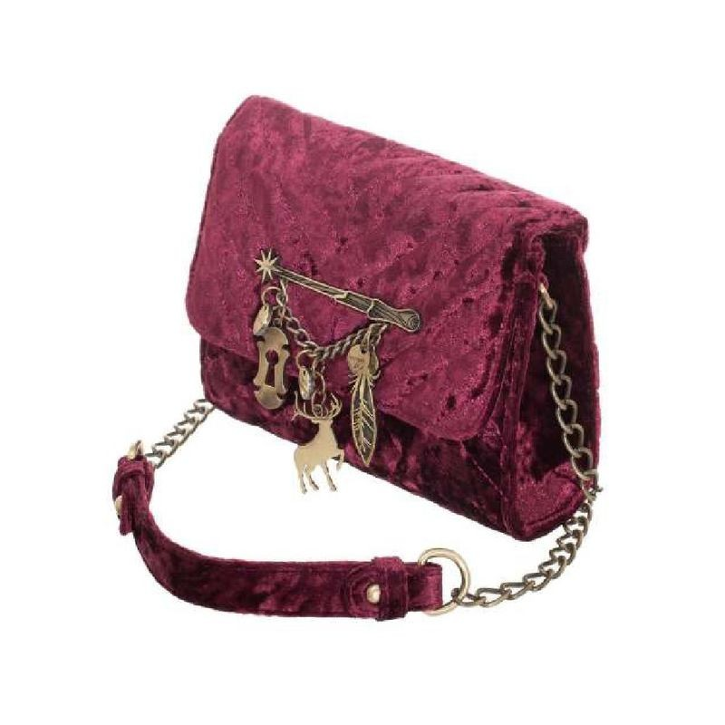 Harry Potter Bolso Granate Hechizos