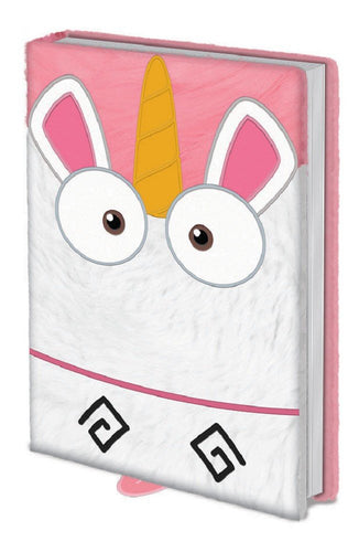 Gru, Mi Villano Favorito Libreta Premium A5 It's So Fluffy
