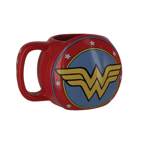 DC Comics Taza 3D Wonder Woman