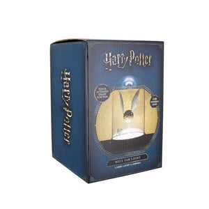 Harry Potter Lampara Snitch Dorada
