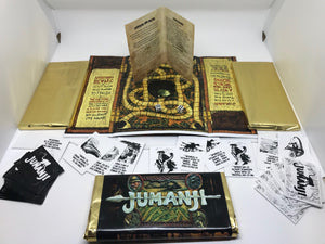 Jumanji Tableta de Chocolate Juego Jumanji