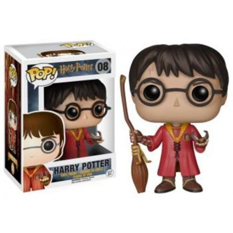 Harry Potter POP! Harry Potter Quidditch