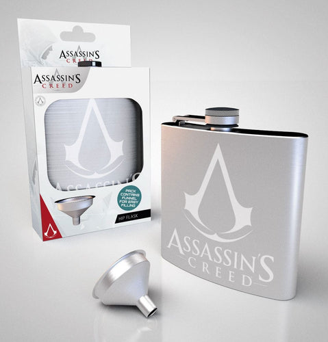 Assassin's Creed Petaca Logo