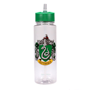 Harry Potter Botella de Agua Escudo de Slytherin