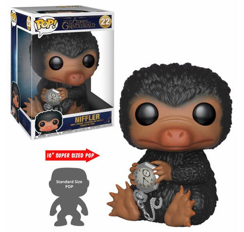 Animales fantásticos 2 Super Sized POP! Vinyl Figura Niffler 25 cm