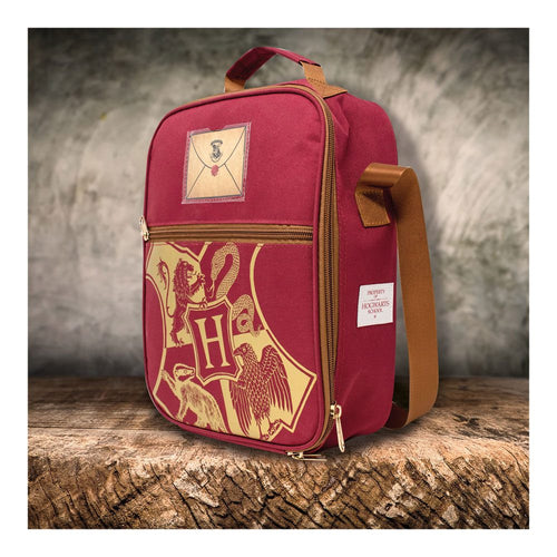 Harry Potter Bolso Termo Hogwarts