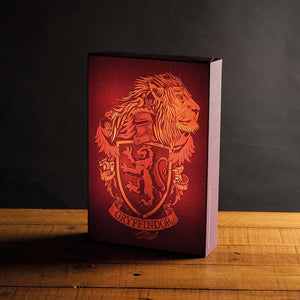 Harry Potter lámpara Luminart Gryffindor
