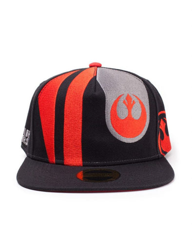 Star Wars The Last Jedi Gorra Snapback Poe Dameron