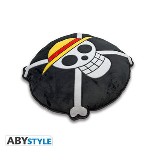 One Piece Cojín Logo Skull