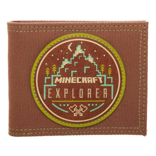 Minecraft Monedero Bifold Minecraft Explorer
