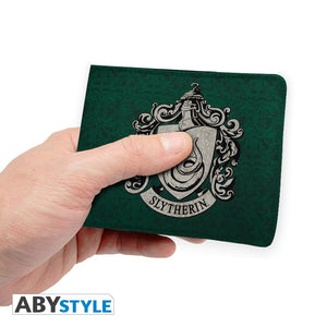 Harry Potter Cartera Slytherin