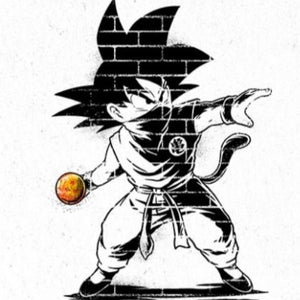 Dragon Ball Camiseta Goku