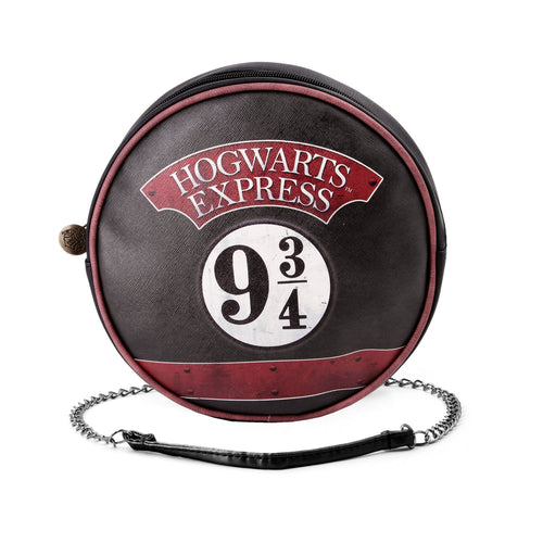 Harry Potter Bolso Redondo Hogwarts Express 9 3/4