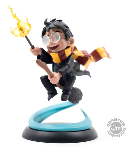 Harry Potter Figura Q-Fig El Primer Vuelo de Harry Potter
