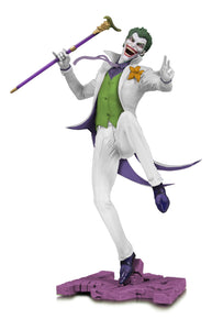 DC Core Estatua The Joker White Variant Heo EU Exclusive