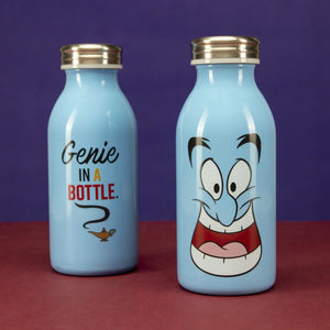 Aladdin Botella de Agua Genie in a bottle