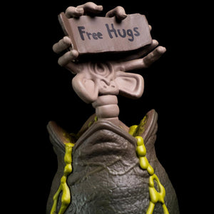 Aliens Figura Q-Fig Facehugger Free Hugs