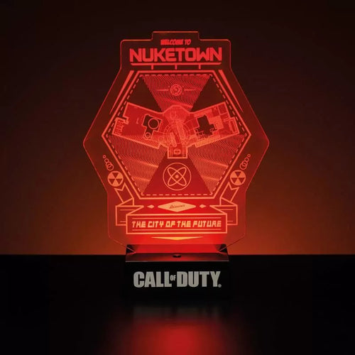 Call of Duty Lampara Nuketown
