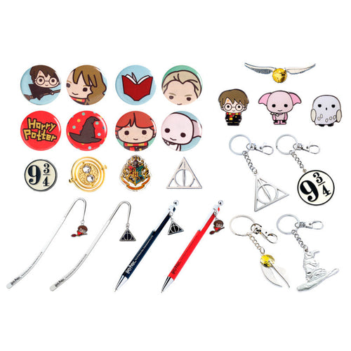 Calendario de Adviento Complementos Harry Potter