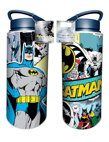 DC Comics Cantimplora Batman Wrap