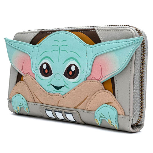 The Mandalorian Cartera Loungefly Baby Yoda The Child