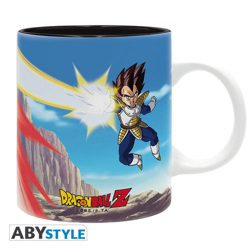 Dragon Ball Broly Taza Goku vs Vegeta