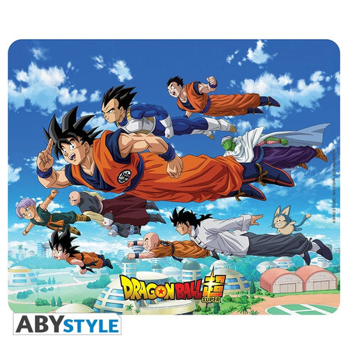 Dragon Ball Alfombrilla Grupo