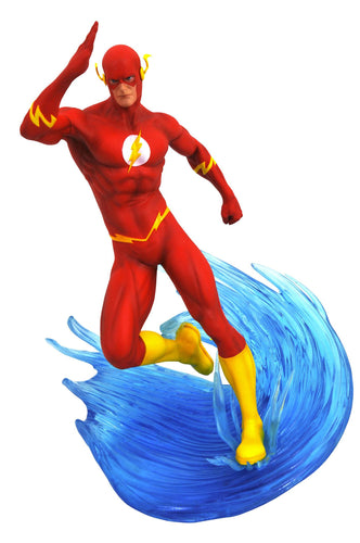 DC Comic Gallery Estatua The Flash