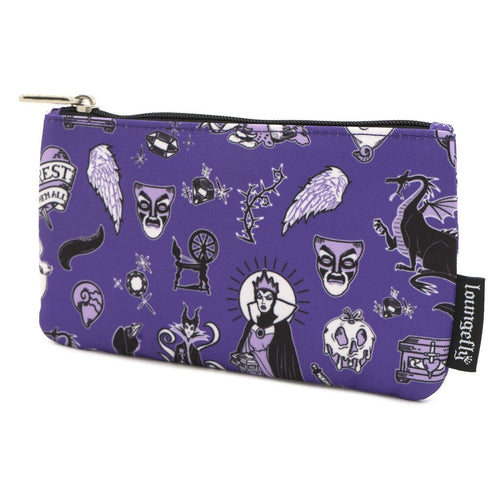 Disney Estuche Cosmeticos Loungefly Villanas Icon