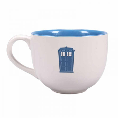 Doctor Who Taza 3D Hidden Tardis