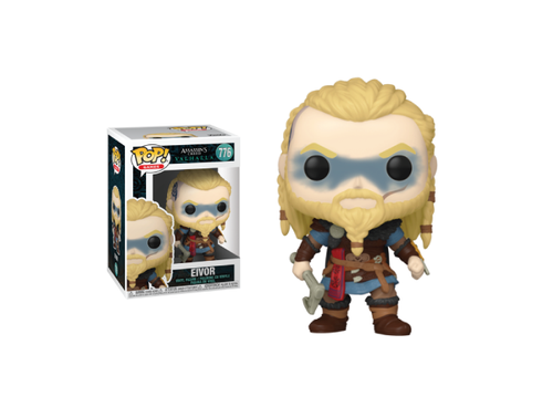 Assassin's Creed Valhalla POP! Vinyl Eivor