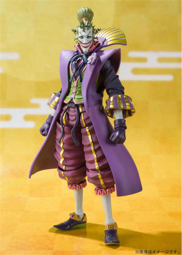 The Joker Demon King Of The Sixth Heaven Figura Batman Ninja