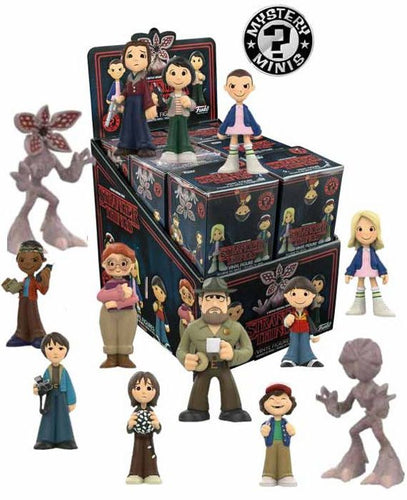 Stranger Things Mystery Mini Blind Box Seasson 1 GameStop Exclusive