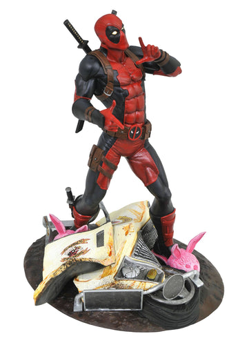 Marvel Gallery Estatua Deadpool Taco Truck