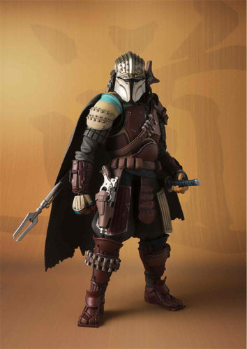 Mandalorian Figura Meisho Movie Realization The Mandalorian Ronin