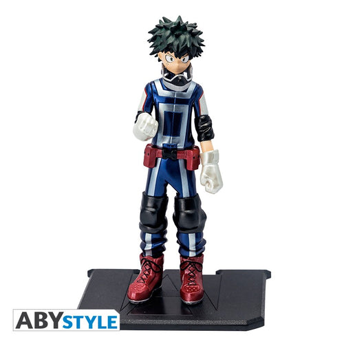Figura Izuku My Hero Academia Metallic Version El Almacen Secreto Vista Frontal