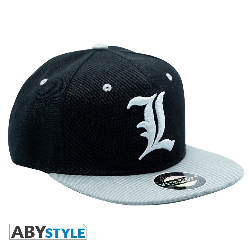 Death Note Gorra Snapback L