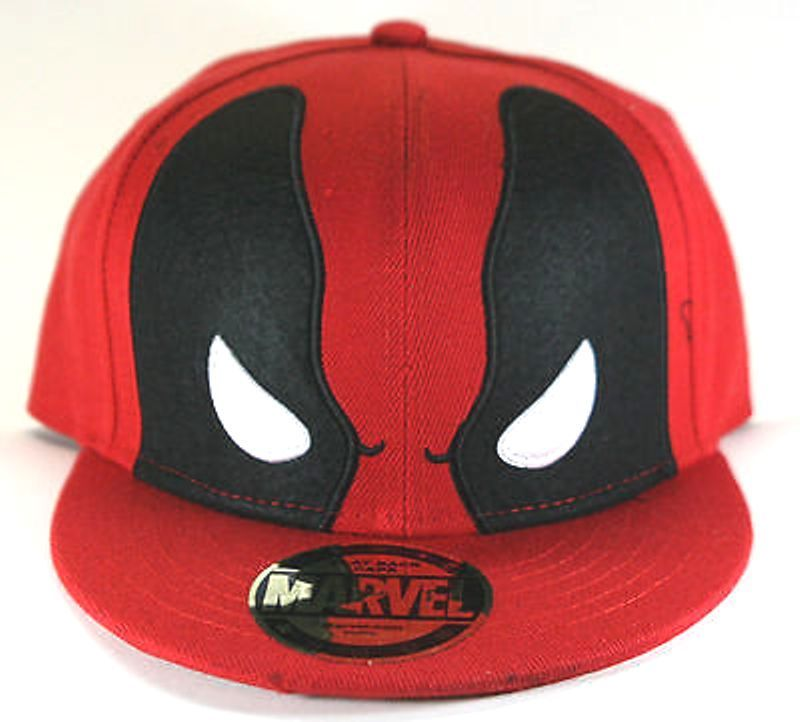 Marvel Gorra Snapback Deadpool