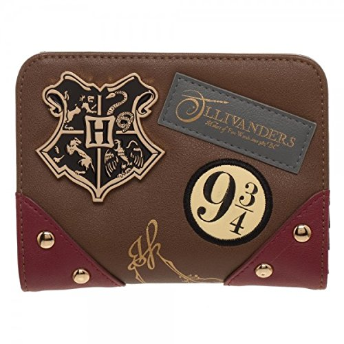 Harry Potter Cartera Monedero Hogwarts Anden 9 3/4