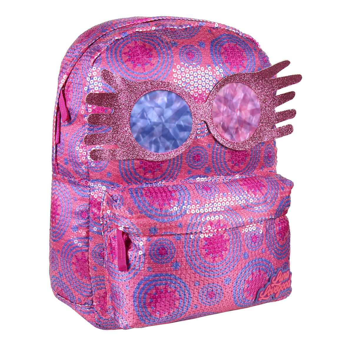 Harry Potter Mochila Lentejuelas Luna Lovegood